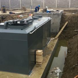 JY--一体化屠污水处理设备处理策划