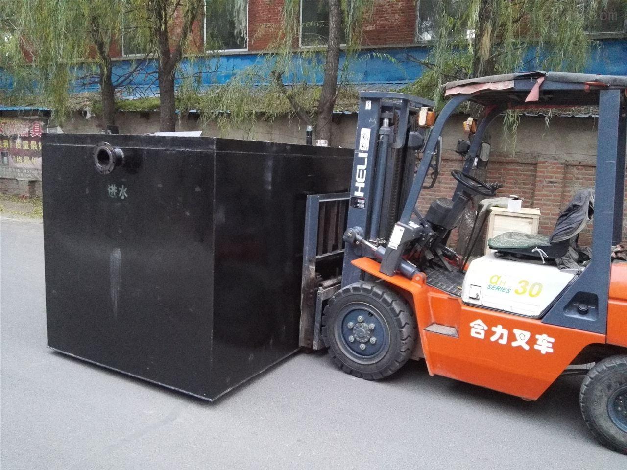 一体化养猪污水处理设备报价