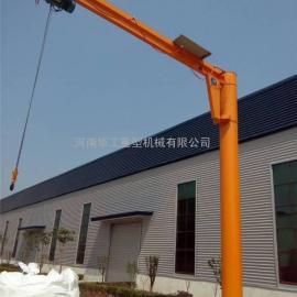 BZD1悬臂式吊车 单臂吊起重机 小型旋转机 直销陕西广西