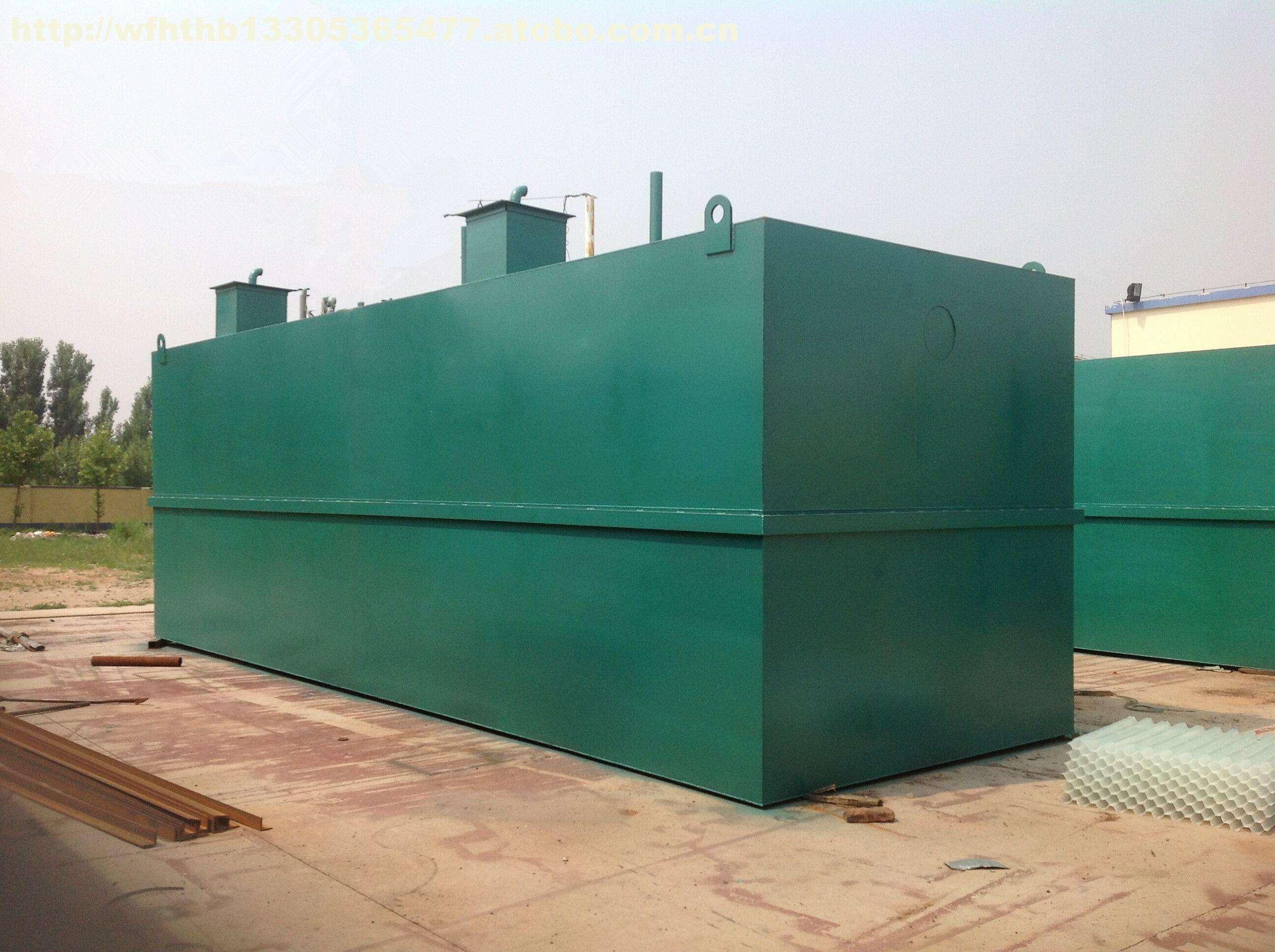 新型养殖污水处理设备参考报价