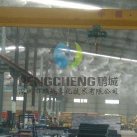 工厂喷雾加湿机