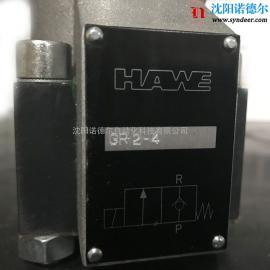 HAWE哈威GR 2-4-G 24换向阀