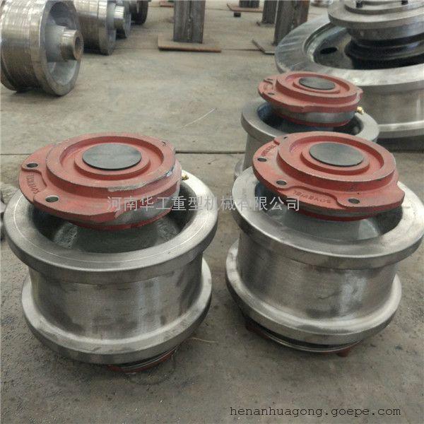 φ250踏面轨道欧式车轮 空心花键轮 科尼驱动配套轮组 非标加工