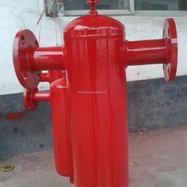 DN150管道除油除水气水分离器