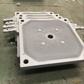 压滤机滤板 厢式箱式压滤机滤板 隔膜气压榨滤板 高压高温滤板