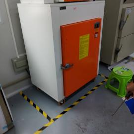 热风循环烘烤箱光电元件干燥热处理电热烤箱