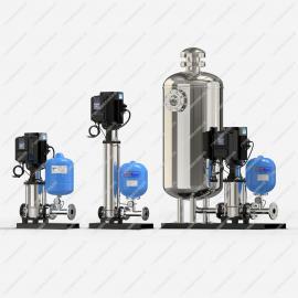GWS-BI立式一体式变频水泵_自来水全自动变频管道加压泵