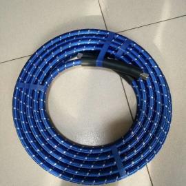 高压蒸汽软管材质四氟&三元乙丙橡胶&硅橡胶&金属高温高压蒸汽管