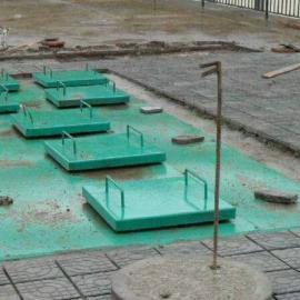 市政污水处理一体化设备[污水生物处理设备]
