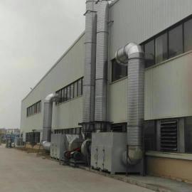 焊锡烟废气处理工程