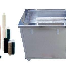 超声波滤芯、钛棒清洗机