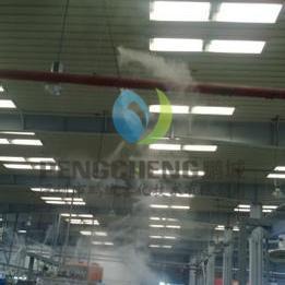 喷雾降温设备厂家