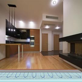 家庭电地暖/地面辐射电地暖