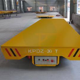 低压轨道电动平板车采用直流无刷电机 可频繁启动和停止