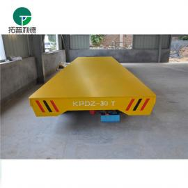 厂家实力生产钢水钢渣搬运设备 KPD低压轨道电动平车
