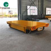江苏连云港 轨道平板电动车 15T低压轨道搬运设备