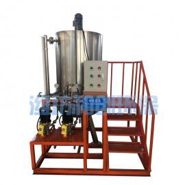 竹山智能型次氯酸钠发生器供应商/农村水消毒设备价格
