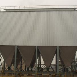 电厂高温布袋除尘器