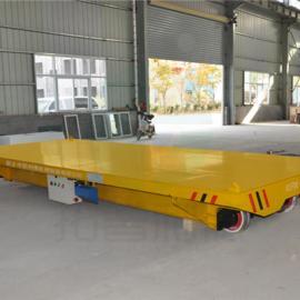 交叉转弯轨道电动平板车 KPX交叉轨道平板车