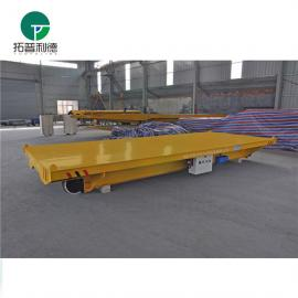厂家专业生产电动三轮牵引车 蓄电池供电轨道平板车