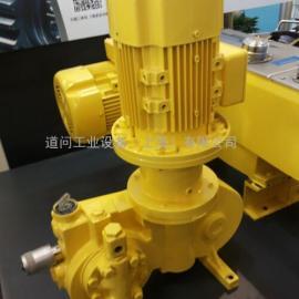 美国米顿罗MRB11-R12Q1APPNNNNY液压隔膜计量泵