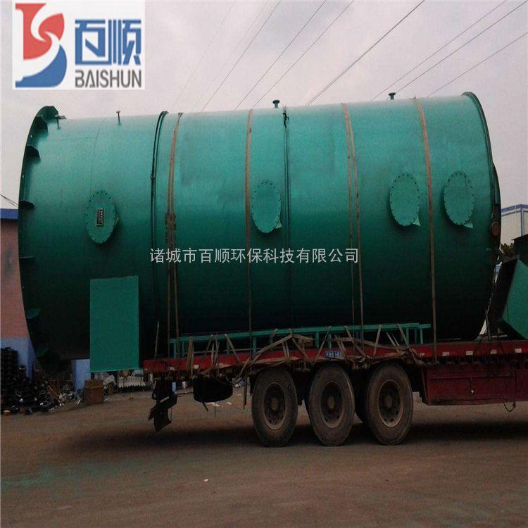 专业定制UASB厌氧反应器 厌氧塔 厂家直销 百顺环保
