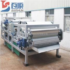 带式压滤机 高效污泥 淀粉过滤机 污水环保设备