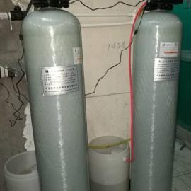 双罐软水器双罐全自动软化水设备