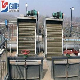 回转式格栅除污机污水处理设备 厂家直销 来货定制 百顺环保