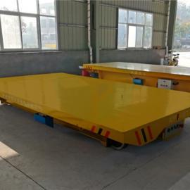 山东潍坊 电力机械设备配套转运 蓄电池自动化轨道小车