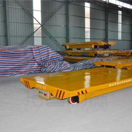 5T蓄电池轨道电动平板车的生产厂家新利德机械