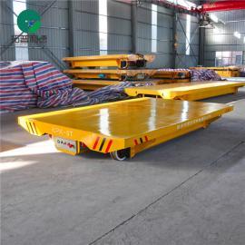 浙江杭州 定制生产 厂区运输车 电动平板拖车