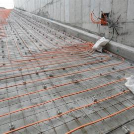 坡道融雪化冰系统/屋顶融雪系统