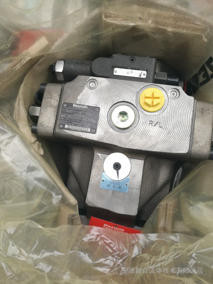 力士乐柱塞泵R902423294 A4VSO71DR/10R-PPB13N00全新原装进口