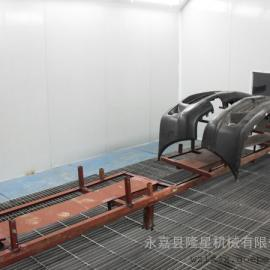 汽车配件喷漆生产线