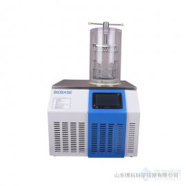 博科BK-FD10T台式真空冷冻干燥机-压盖型