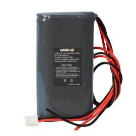 7.4V 2500mAh 18650铁路信号设备锂电池组