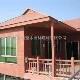 西安别墅木屋制作|西安景区木屋设计|陕西度假木屋建设安装厂家