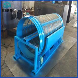 水衡制造 新型过滤机设备 圆格栅 质优价廉
