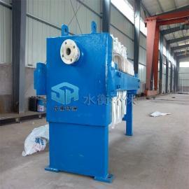 木材加工废水处理设备 板框压滤机 高效率 低成本 处理达标