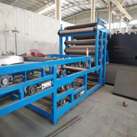 水衡环保带式压滤机专业生产 烧砖泥浆榨干设备