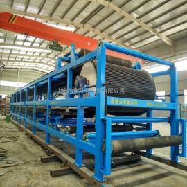 *生产 橡胶真空皮带机SHDU 碳钢防腐质优价廉