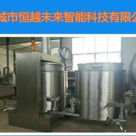 恒越未来HYWL-200L土豆液压压榨机,芹菜压榨机,果蔬压榨脱水机
