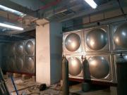 梅州不锈钢水箱供应商【新美特水箱】