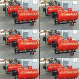 枣庄移动式泡沫罐厂家PY8/500移动式泡沫灭火装置提供消防3C认证