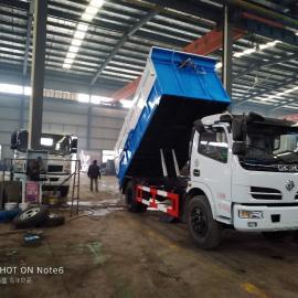 8吨污泥车/8方污泥车价格/8立方污泥车尺寸图片厂家价格