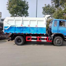 拉10吨含水污泥用什么车型好-10吨污泥运输车报价