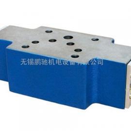 Z2FS10-30 Z2FS16-30/S Z2FS22-30/S叠加式单向节流阀