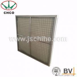 450度耐高温过滤网 隧道炉用铝隔板耐高温过滤器 源头厂家专供