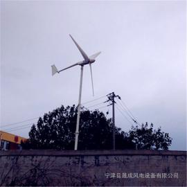 厂家直销5千瓦风光互补离网风力发电机